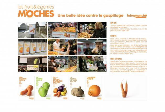 Les fruits et légumes moches