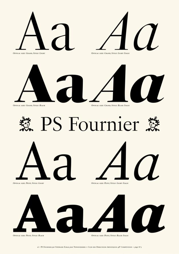 PS Fournier