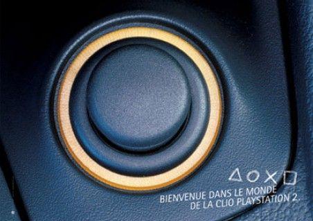 Renault - Clio Playstation 2