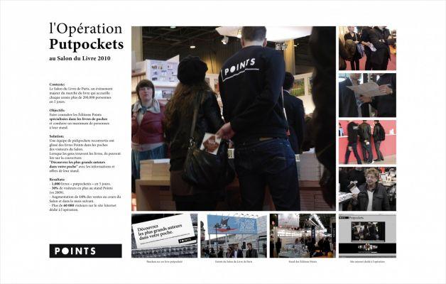 Putpockets