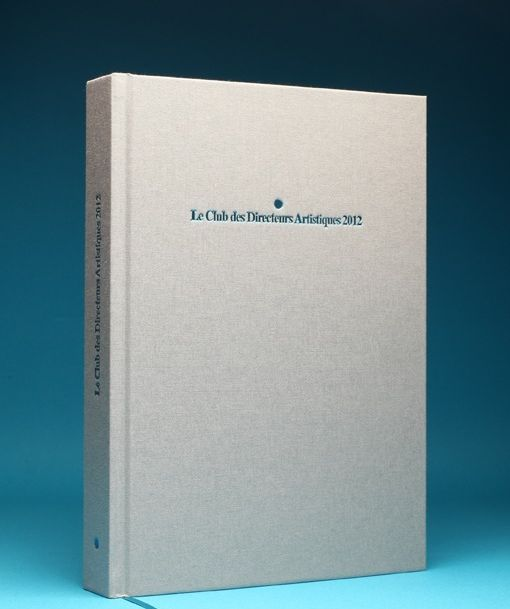 Livre annuel 2012