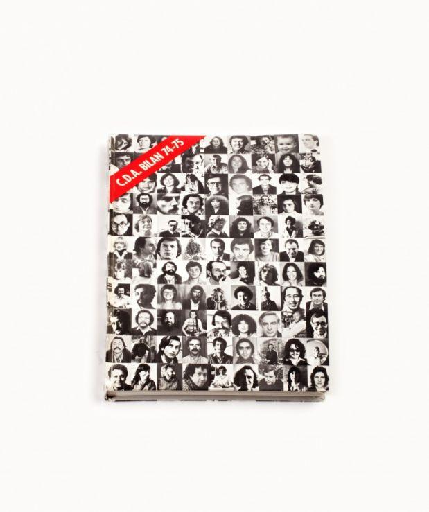 Livre annuel 1974-1975